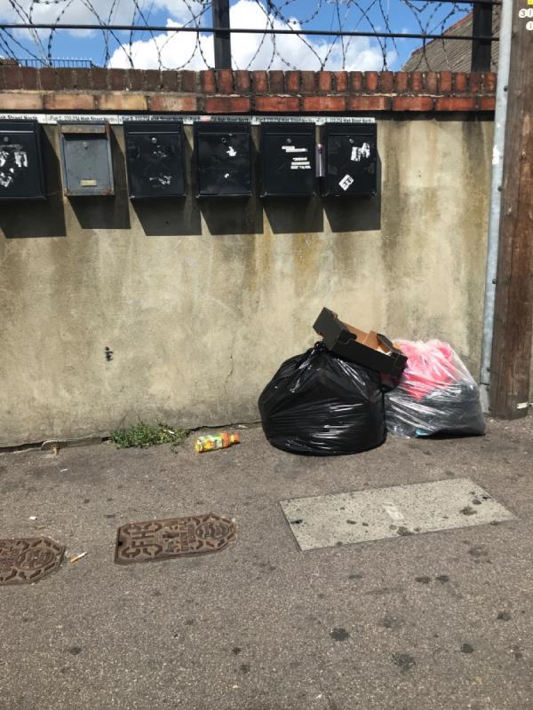 2 bags 1 box-2 East Avenue, Manor Park, E12 6SQ