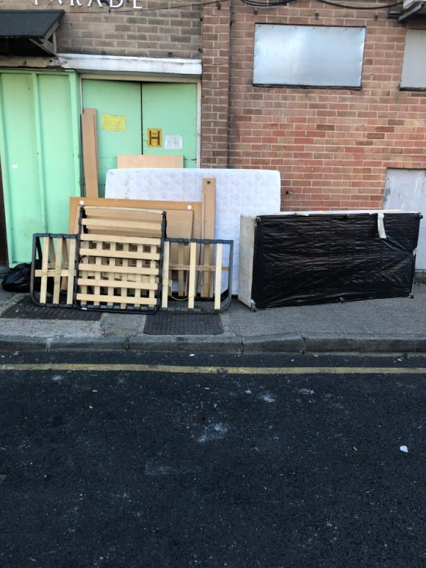 Bed -17 Saint Stephen's Road, East Ham, E6 1AL
