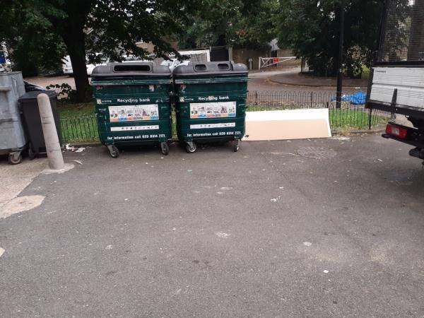 cleared -51 Mercator Road, London, SE13 5EJ