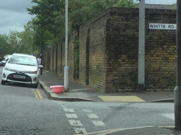 Capel rd junction with Whitta Rd-176 Capel Road, London, E12 5DB