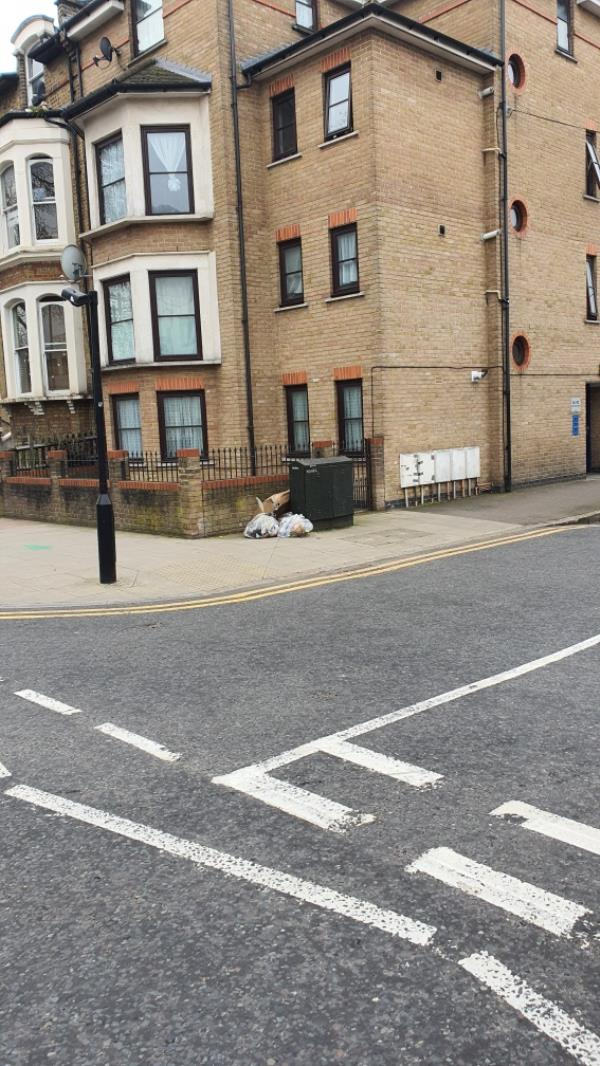 Bags-84 Ham Park Road, London, E7 9LQ
