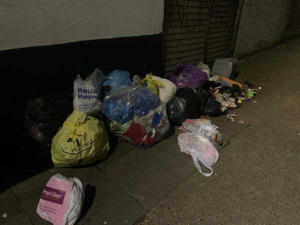 St Jones Terrace corner-22 Green Street, Upton Park, E7 8BZ
