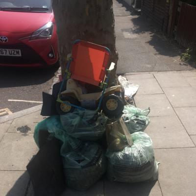 Please remove-77 Alkham Rd, Cazenove, London N16 6XE, UK