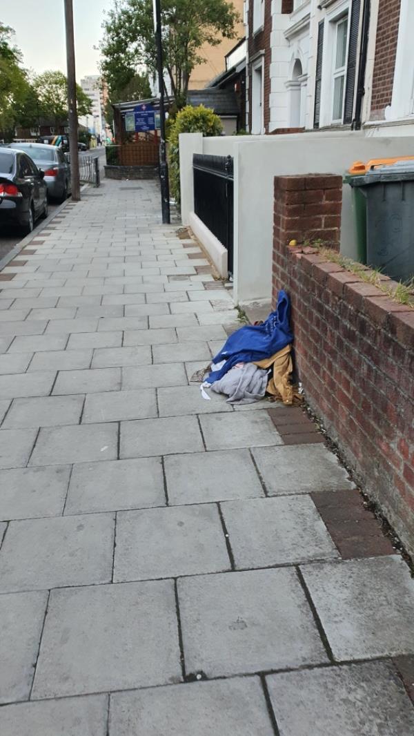 Clothes-33 Windmill Lane, London, E15 1PH