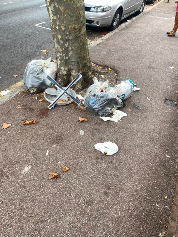 Nappies bags furniture -52 Shelley Ave, London E12 6PU, UK