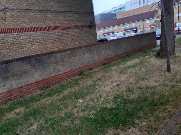 cleared -34 Desmond Street, London, SE14 6JX