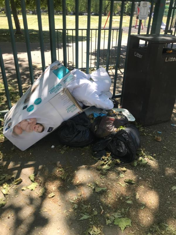 Duvet and bags-375 Burges Road, London, E6 2LP