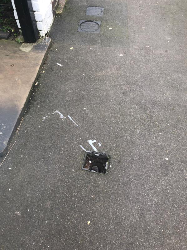 Trip hazard-71 First Avenue, London, E12 6AW