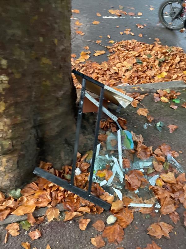 Rubbish  image 1-30A Coleridge Ave, London E12 6RG, UK