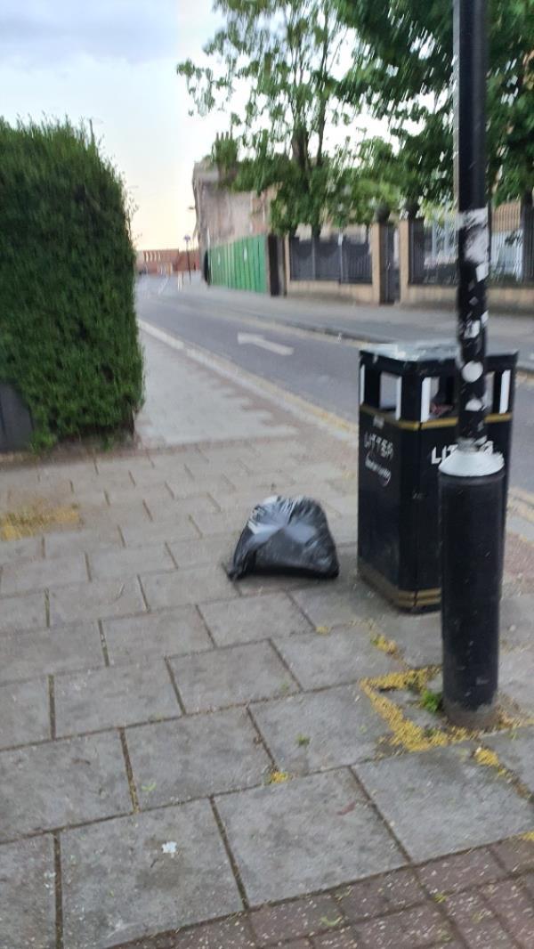 Bag-82 Windmill Lane, London, E15 1PH