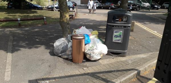 bittern court  sweeping bags -Bittern Court Edward Street, London, SE8 5HW