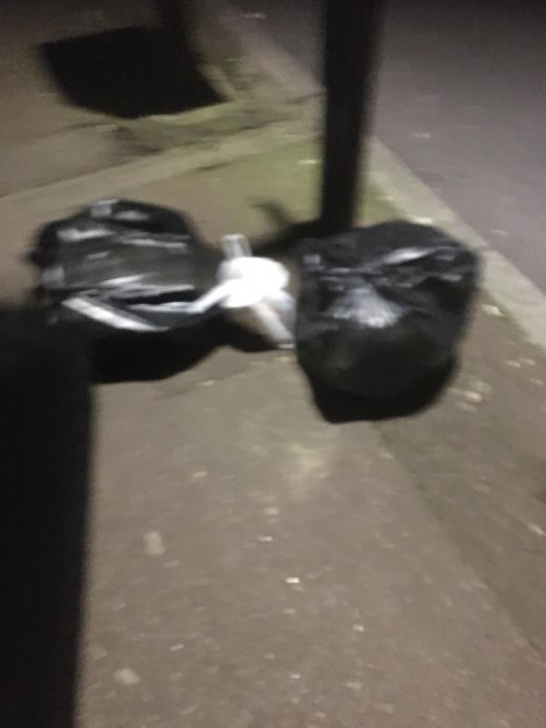 Rubbish image 1-81 Essex Road, Manor Park, E12 6QR