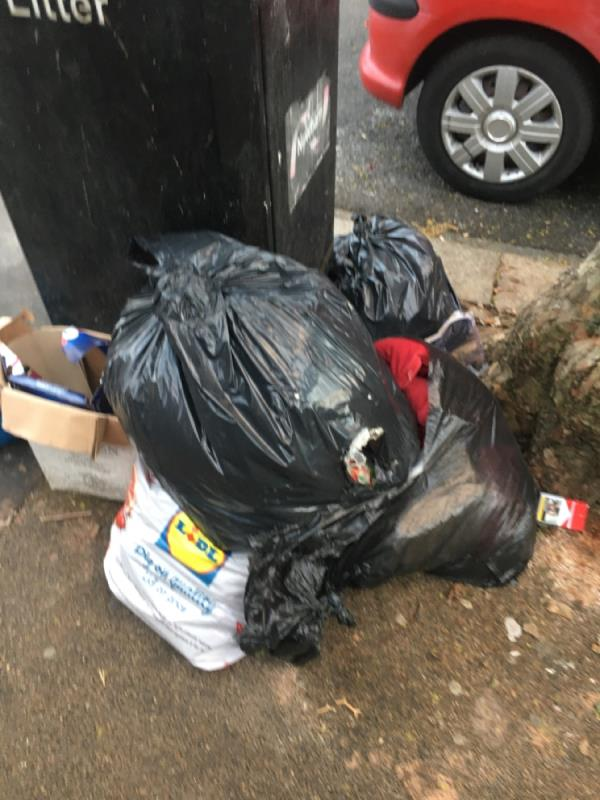 Rubbish  image 1-4 St Stephen's Rd, London E6 1AN, UK