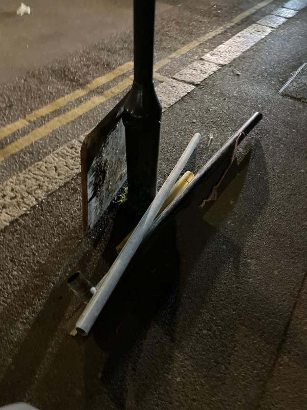 Rubbish  image 1-2c Tennyson Road, London, E15 4BZ