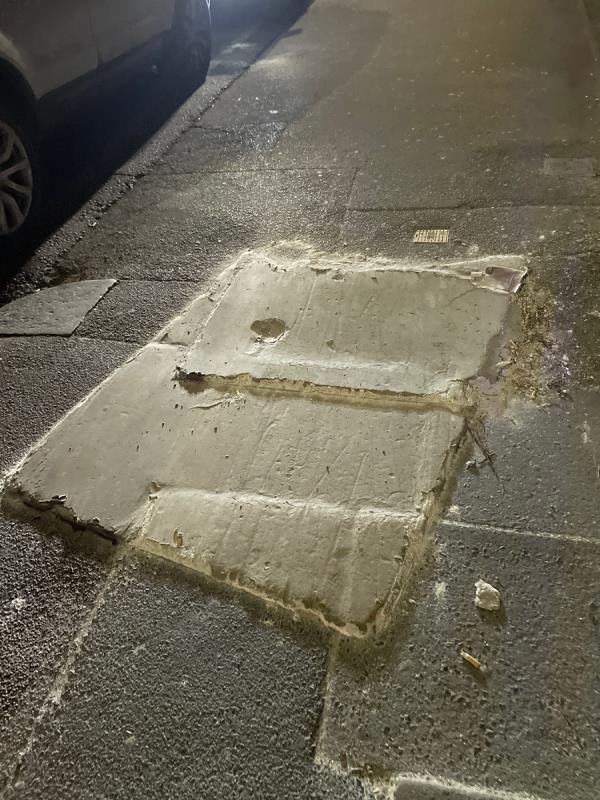 Please remove this ply sheet -20a Nursery Lane, London, E7 9HZ