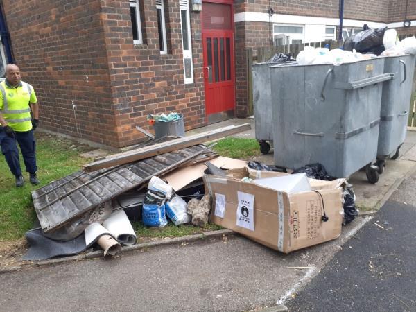 cleared -1 Adolphus Street, London, SE8 4LU