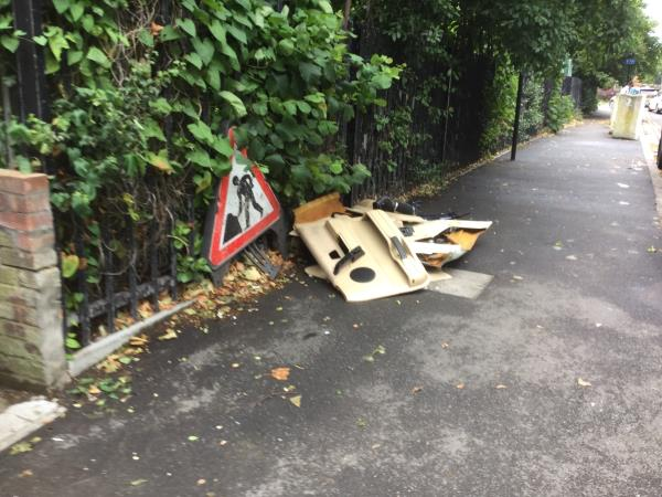 Side of 375 Burges Rd-373 Burges Road, East Ham, E6 2PB