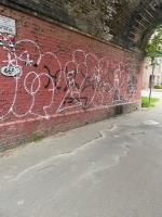 Pathway under railway near Ferdinand court image 1-22 Firgrove Court Adenmore Road, London, SE6 4RL