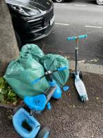 Rubbish  image 1-20 Kensington Avenue, Manor Park, E12 6NP