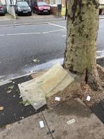 Rubbish  image 1-209 Shrewsbury Road, Green Street East, E7 8QH