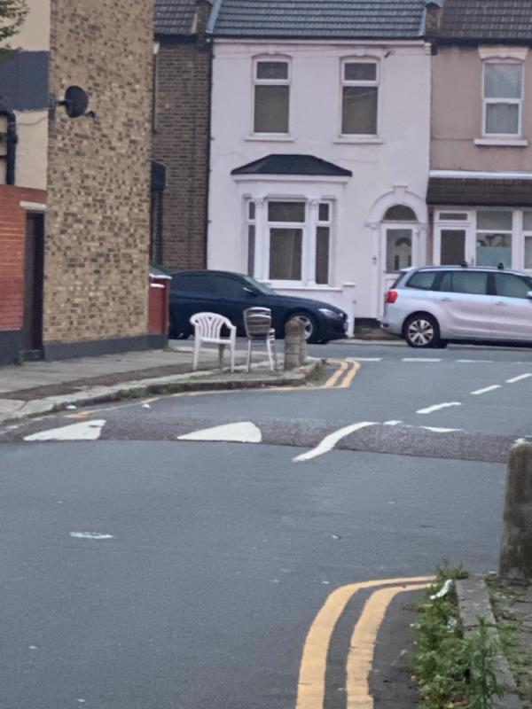 Various dumped items on harberson road image 2-57A Geere Rd, London E15 3PP, UK
