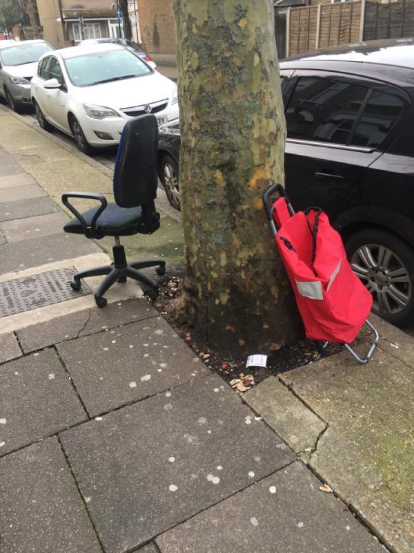 furniture dumoed-34 Streatfeild Avenue, London, E6 2LA