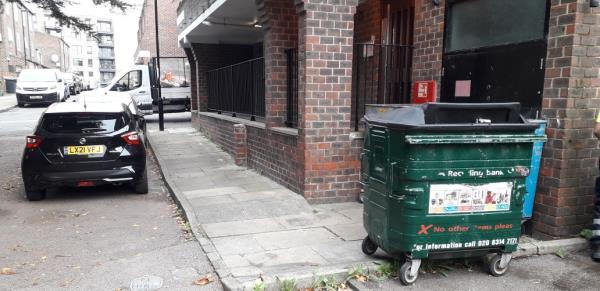 carteret way  cleared -57 Carteret Way, London, SE8 3QB