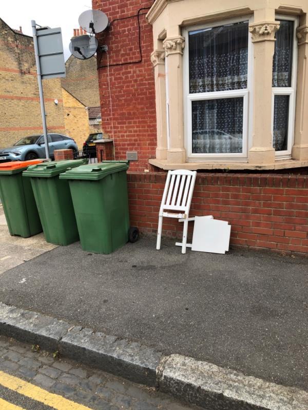 Chair -35 Knox Road, London, E7 9HP