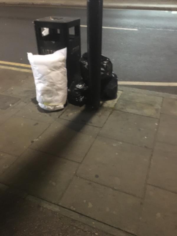 Rubbish  image 2-85 Plashet Grove, London, E6 1AD