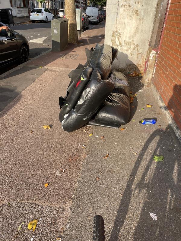Rubbish  image 1-410A High St N, London E12 6RH, UK