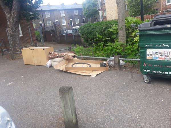 done.-Hammond House Lubbock Street, New Cross Gate, SE14 5HY