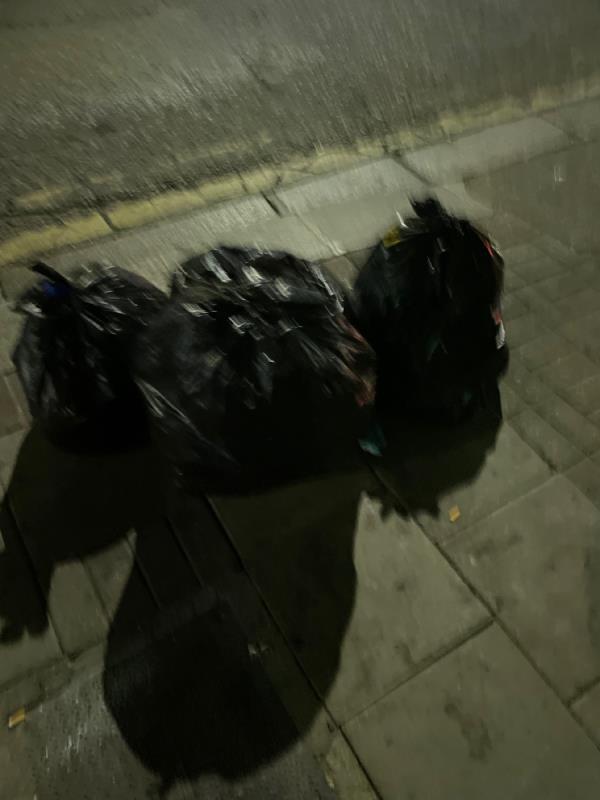 Rubbish  image 1-354 High St N, Manor Park, London E12 6PH, UK