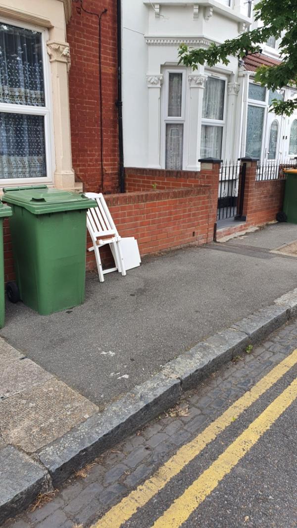 Chair-64a Knox Road, London, E7 9JY