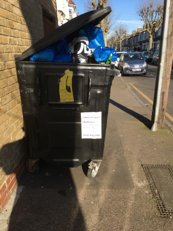 Rubbish -348 High Street North, London, E12 6PH