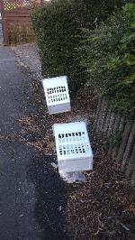 Flytipped items no evidence taken  image 1-53 Ashburton Road, Reading, RG2 7PA
