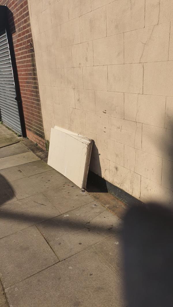 Boards-3 Ferndale Road, Green Street East, E7 8JX