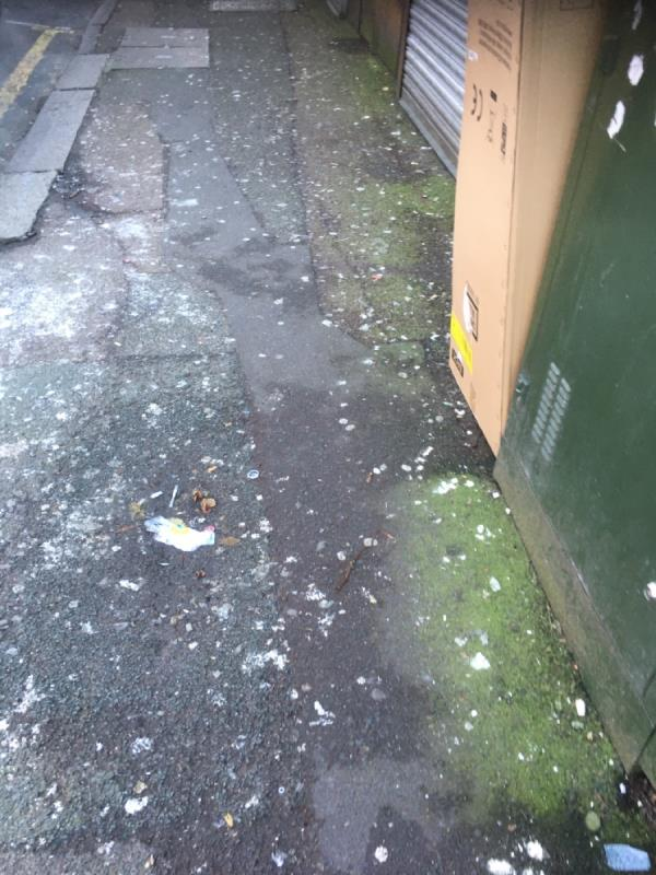 Please remove image 1-3 Heigham Road, East Ham, E6 1JB