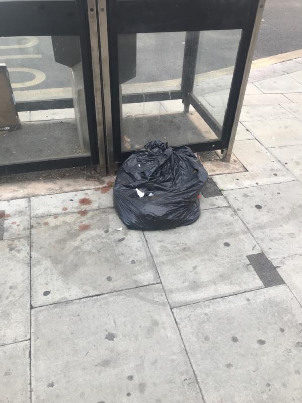 Reported Monday still here-58a Woodgrange Road, London, E7 0QH