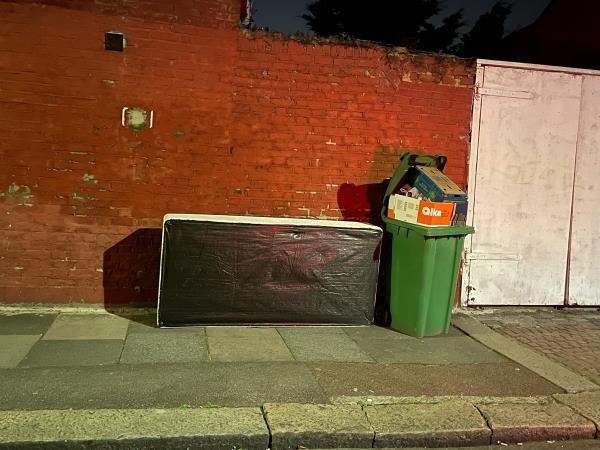 As seen in pictures -14 Walton Road, Plaistow, E13 9BP