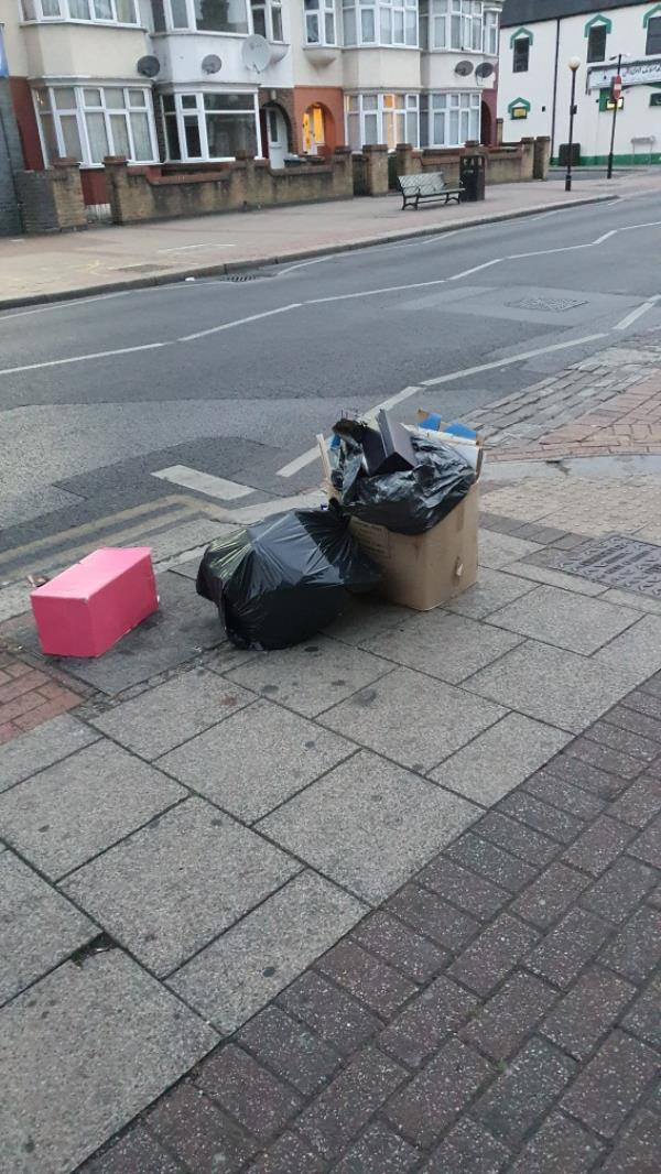 bags -135d Green Street, London, E7 8JE