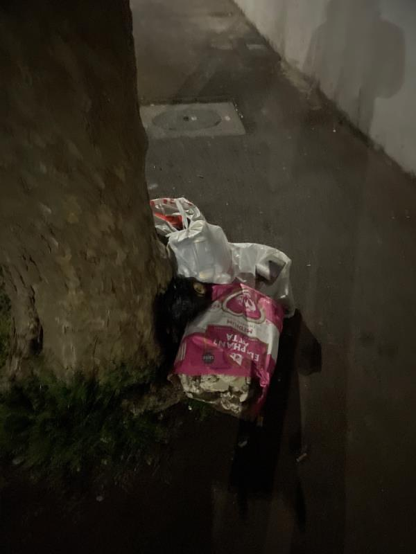 Rubbish image 1-131 Shelley Avenue, Manor Park, E12 6PX