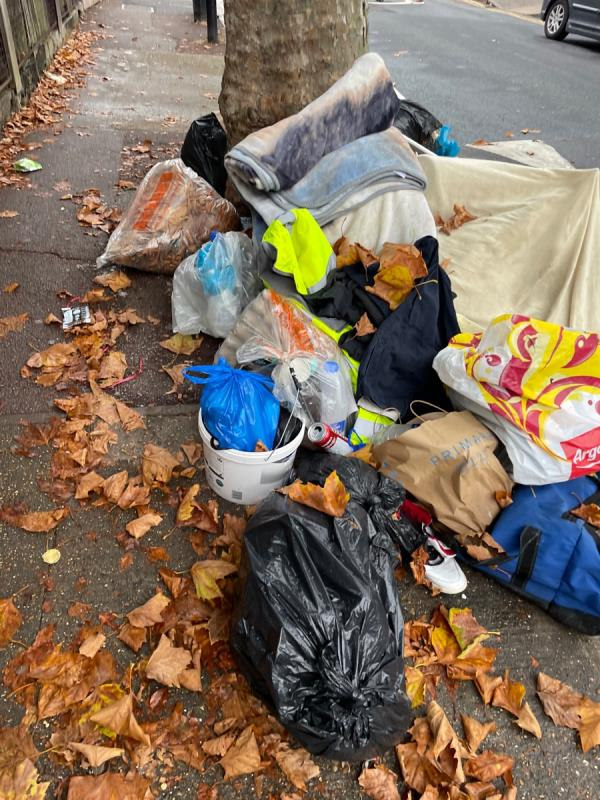 Rubbish -324 High St N, London E12 6SA, UK
