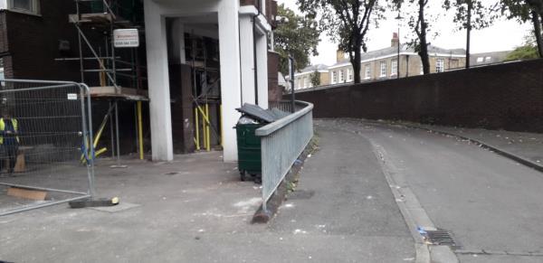 bembridge house  cleared -Harmon House Bowditch, London, SE8 3AS