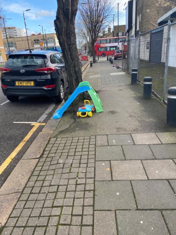 Toys -4 Chobham Road, London, E15 1LU