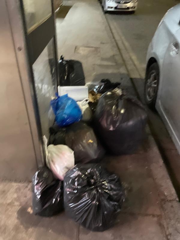 Rubbish  image 1-185 Plashet Road, Plaistow, E13 0QZ
