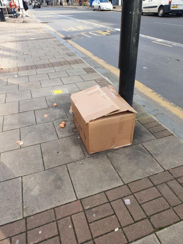 cardboard boxes-297 Barking Road, London, E13 8EQ