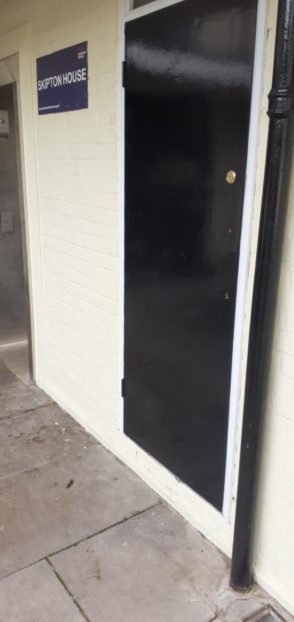 Builder waste and a mattress and broken furniture  image 1-Skipton House Turnham Road, Brockley, SE4 2HS