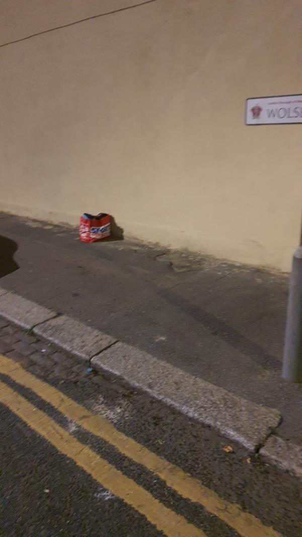 bag-1a Wolseley Road, Upton Park, E7 9PE