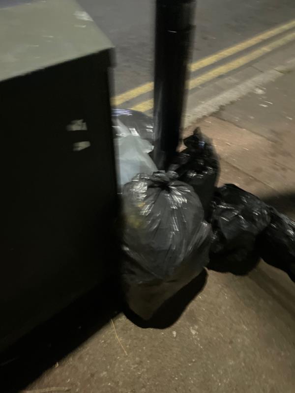 Rubbish  image 1-370 High St N, London E12 6PG, UK