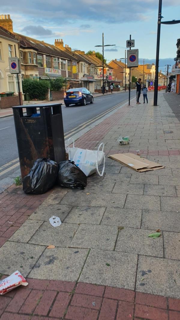bags-164a Green Street, Upton Park, E7 8LL